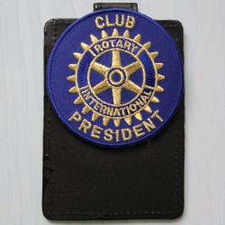 President Magnetic Pocket Badge