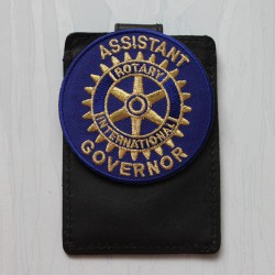 Governor Assistant Magnetic Pocket Badge