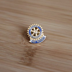 Rotary Club Past-President Lapel Pin