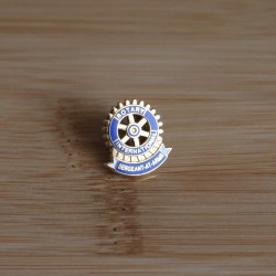 Rotary Club Sergeant-at-arms Lapel Pin