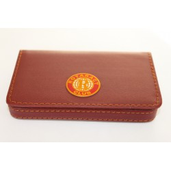 Rotaract business card holder
