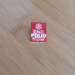 "Rotary ""End Polio Now"" Lapel Pin"